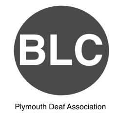 Plymouth Deaf Association Logo