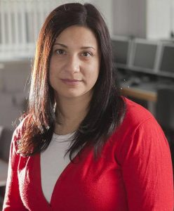Dr Ismini Vasileiou new Trustee at Citizens Advice Plymouth
